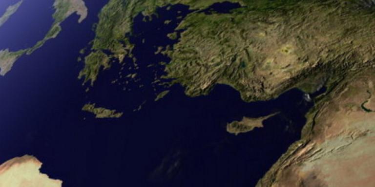 """Η Εκδήλωση """"Ν.Α. Μεσόγειος Ελληνική Πολτική & Τουρκικές Επιδιώξεις"""""""