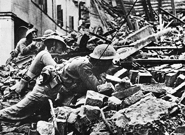 21 Σεπτεμβρίου 1944 - Η Μάχη του Ρίμινι