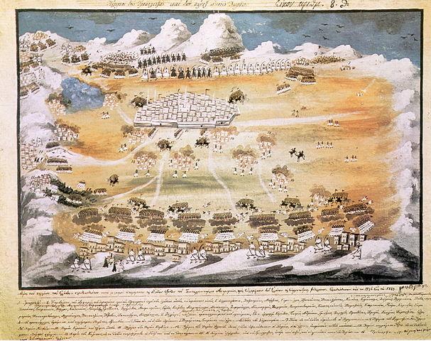 23 Σεπτεμβρίου 1821 – Η Άλωση της Τριπολιτσάς